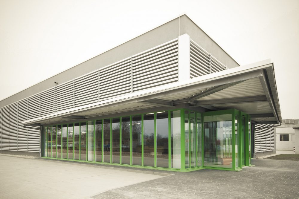 Lagerhallen | Büroflächen | Freiflächen